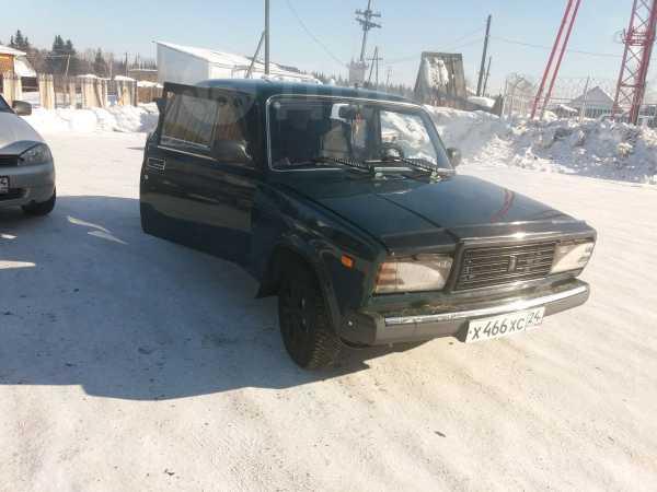 Лада 2107, 2009 год, 110 000 руб.