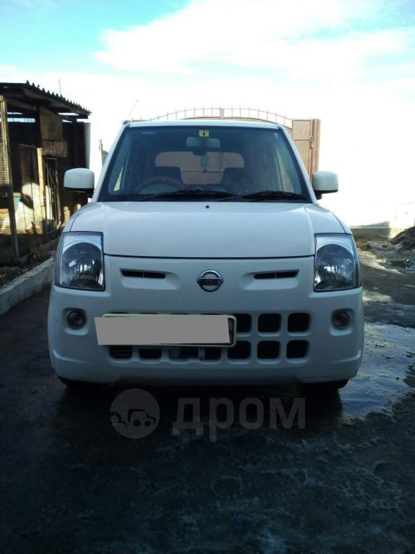 Nissan Pino, 2009 год, 230 000 руб.