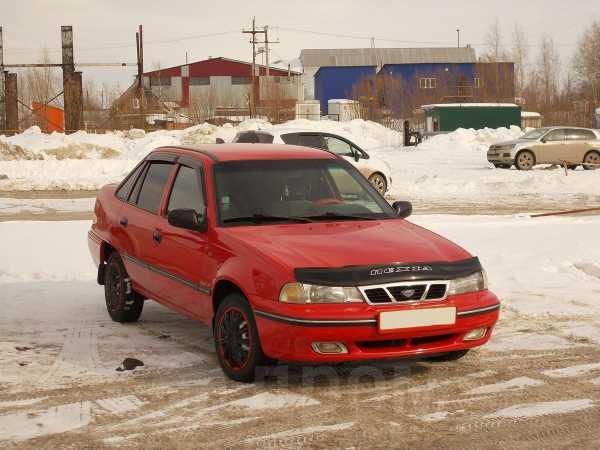 Daewoo Nexia, 2003 год, 140 000 руб.