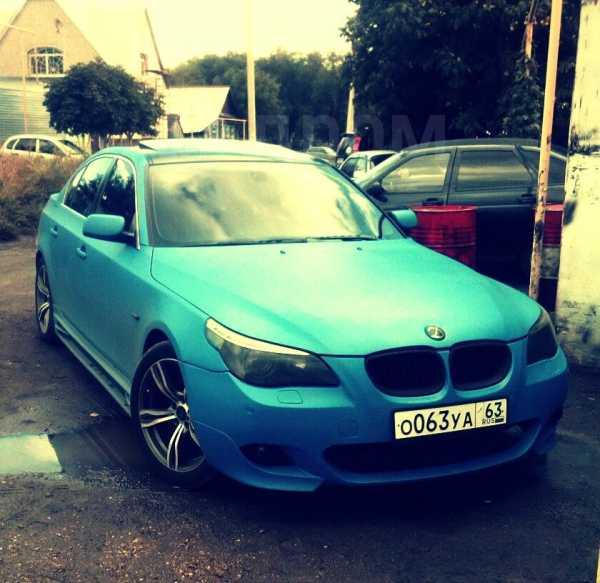 BMW 5-Series, 2004 год, 445 000 руб.