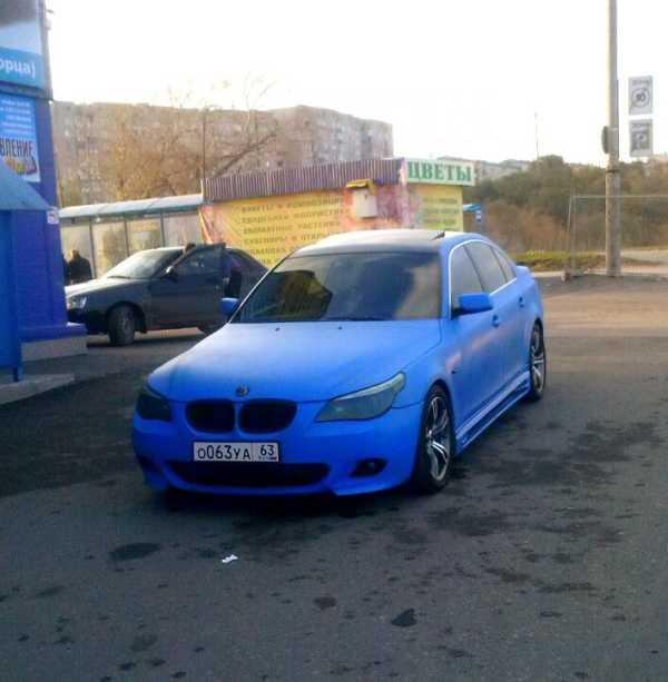 BMW 5-Series, 2004 год, 299 000 руб.
