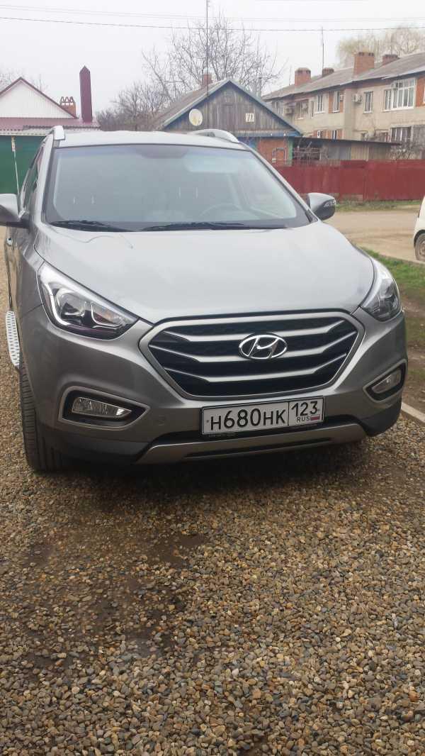 Hyundai Tucson, 2013 год, 1 100 000 руб.