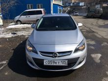 Opel Astra, 2012 г., Владивосток