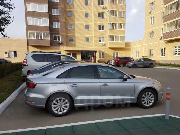 Audi A3, 2015 год, 980 000 руб.
