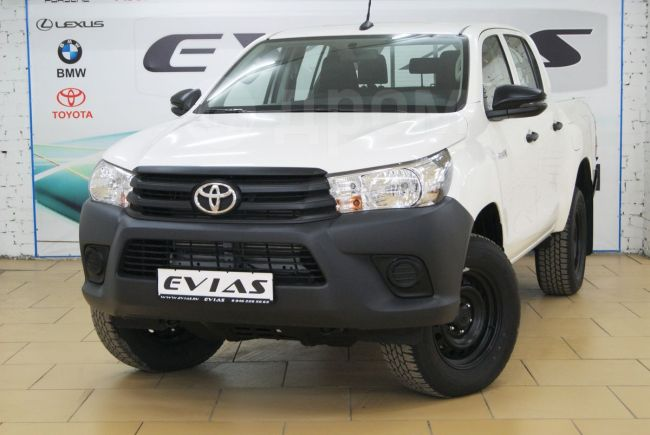 Toyota Hilux Pick Up, 2018 год, 2 248 000 руб.