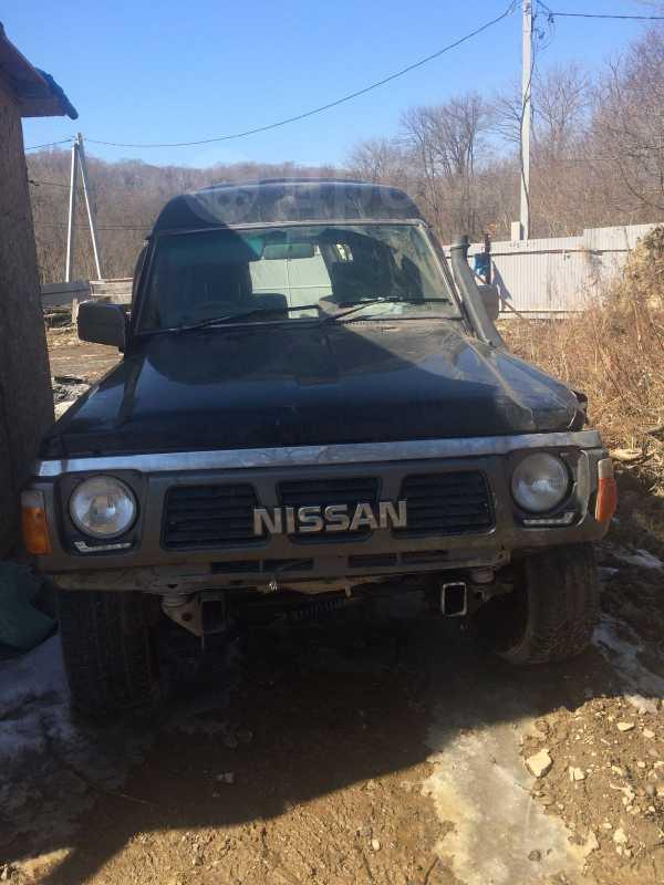 Nissan Safari, 1995 год, 250 000 руб.