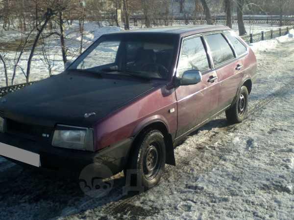 Лада 2109, 1998 год, 19 000 руб.