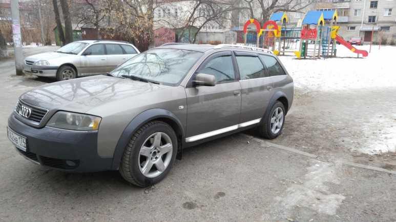 Audi A6 allroad quattro, 2002 год, 370 000 руб.