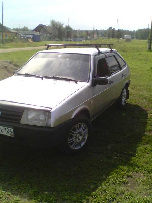 Лада 2109, 2002 год, 125 000 руб.