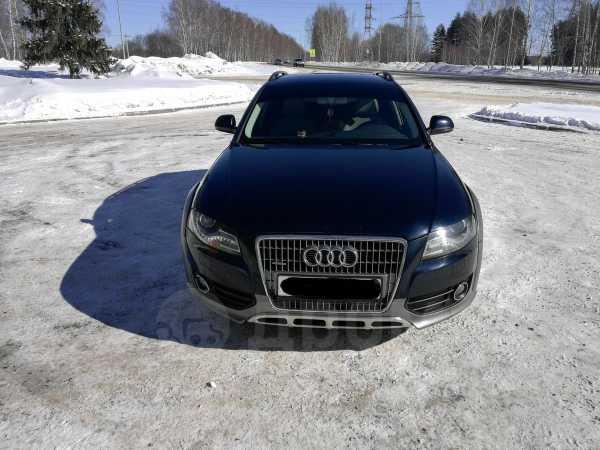 Audi A4 allroad quattro, 2010 год, 720 000 руб.