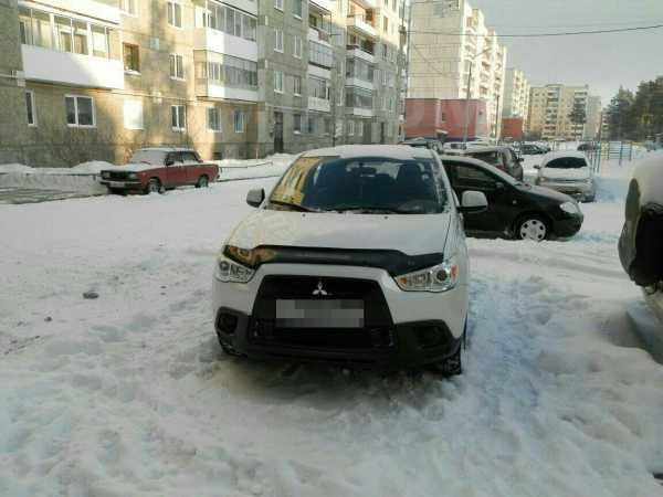 Mitsubishi ASX, 2012 год, 650 000 руб.