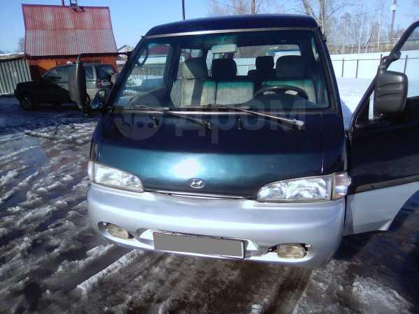 Hyundai Grace, 1996 год, 180 000 руб.
