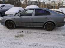 Москва Шкода Октавия 2004