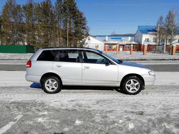 Nissan Wingroad, 2001 год, 190 000 руб.