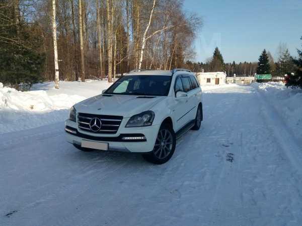 Mercedes-Benz GL-Class, 2011 год, 1 750 000 руб.