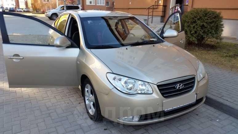 Hyundai Elantra, 2008 год, 420 000 руб.