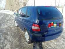 Renault Scenic, 2002 г., Челябинск