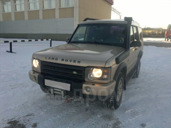 Land Rover Discovery, 2004 год, 520 000 руб.