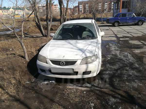 Mazda Familia, 2001 год, 128 000 руб.