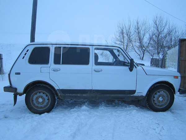 Лада 4x4 2131 Нива, 2003 год, 180 000 руб.