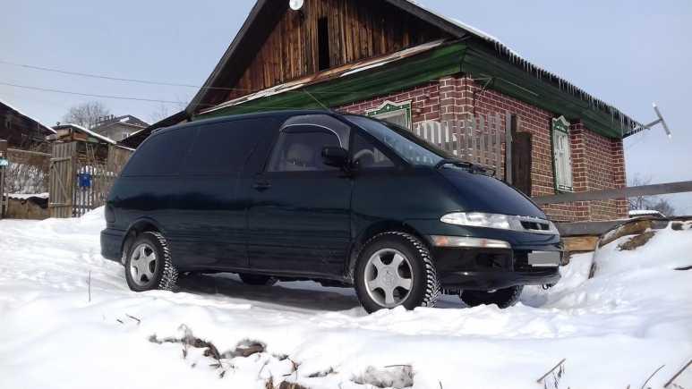 Toyota Estima Emina, 1993 год, 200 000 руб.