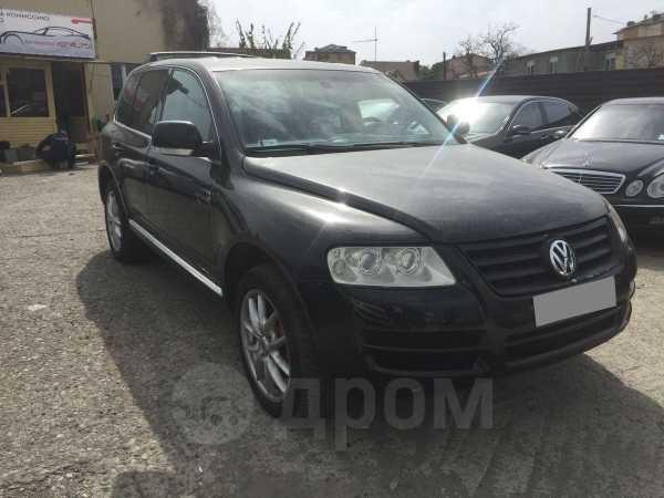 Volkswagen Touareg, 2004 год, 320 000 руб.