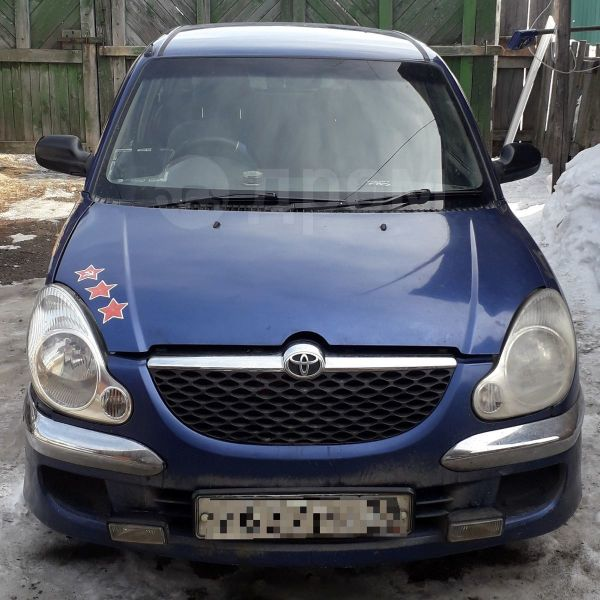 Toyota Duet, 2002 год, 130 000 руб.