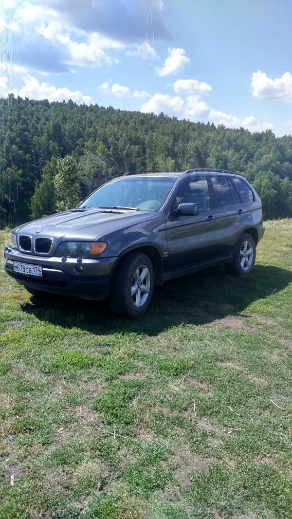 BMW X5, 2003 год, 510 000 руб.
