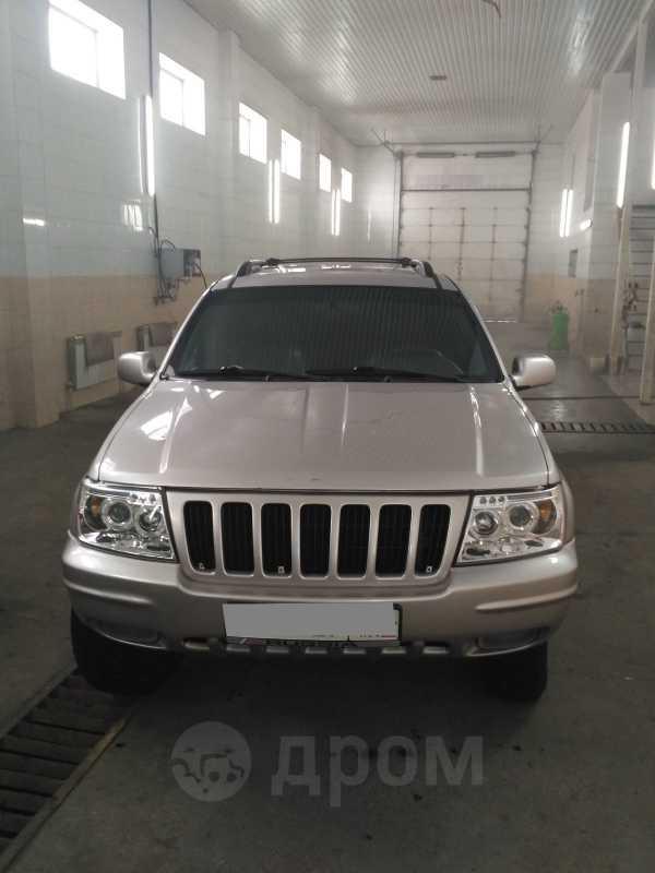 Jeep Grand Cherokee, 2000 год, 370 000 руб.
