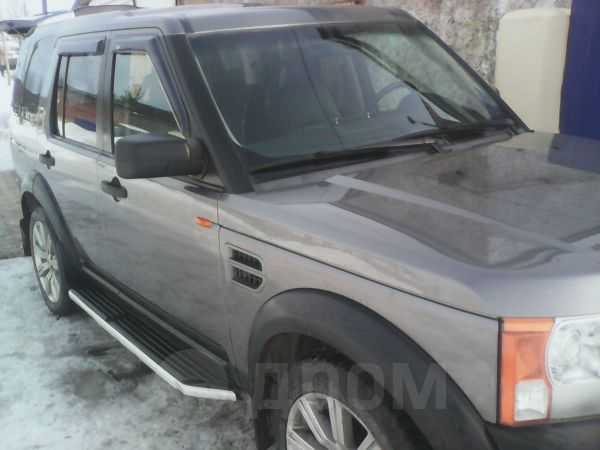 Land Rover Discovery, 2008 год, 735 000 руб.