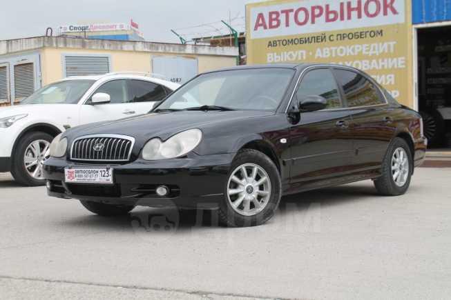 Hyundai Sonata, 2003 год, 150 000 руб.