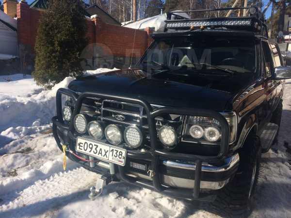 Ford Bronco, 1995 год, 1 500 000 руб.