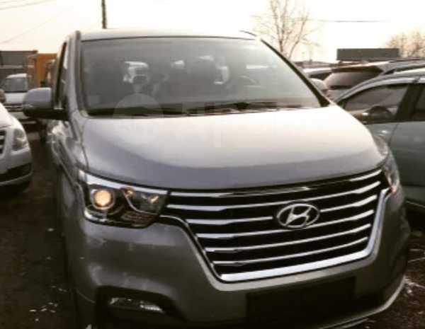 Hyundai Grand Starex, 2018 год, 1 610 000 руб.