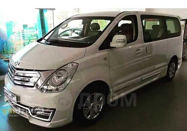 Hyundai Grand Starex, 2017 год, 1 610 000 руб.