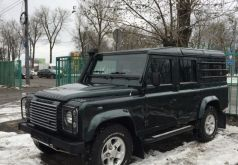 Land Rover Defender, 2009 г., Ростов-на-Дону