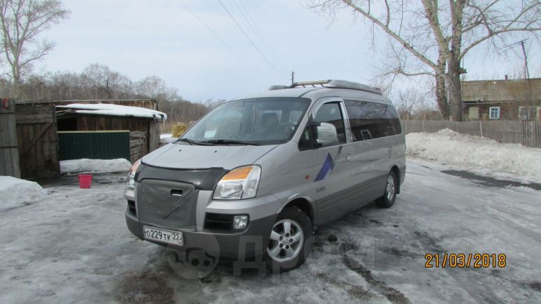 Hyundai Starex, 2007 год, 540 000 руб.