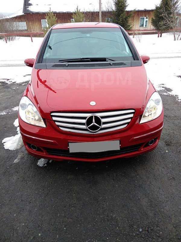 Mercedes-Benz B-Class, 2007 год, 500 000 руб.