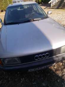 Советск Audi 80 1989