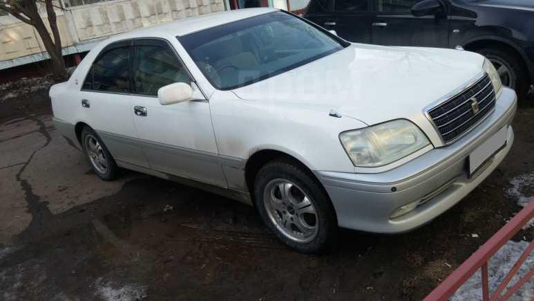 Toyota Crown, 2002 год, 485 000 руб.