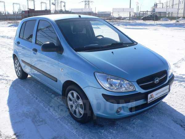 Hyundai Getz, 2008 год, 310 000 руб.