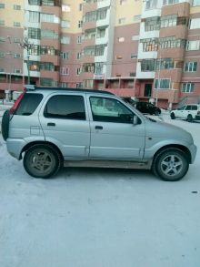 Якутск Terios 2000
