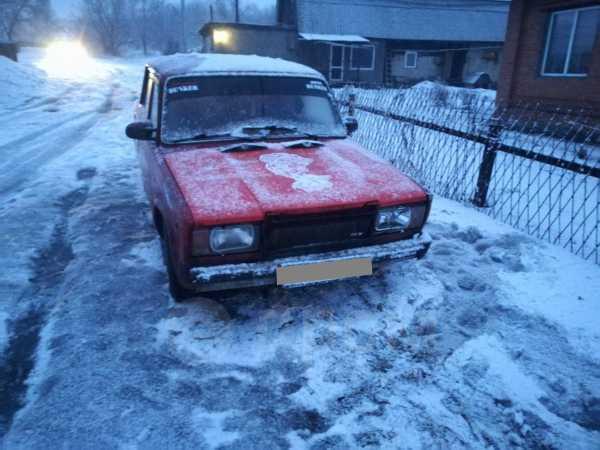 Лада 2107, 1991 год, 9 000 руб.