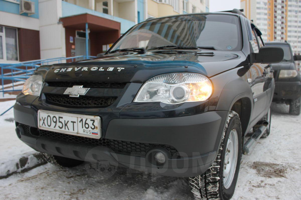 chevrolet niva 212300-55 2011 технические характеристики