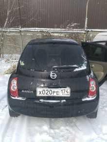 Nissan March, 2006 г., Челябинск