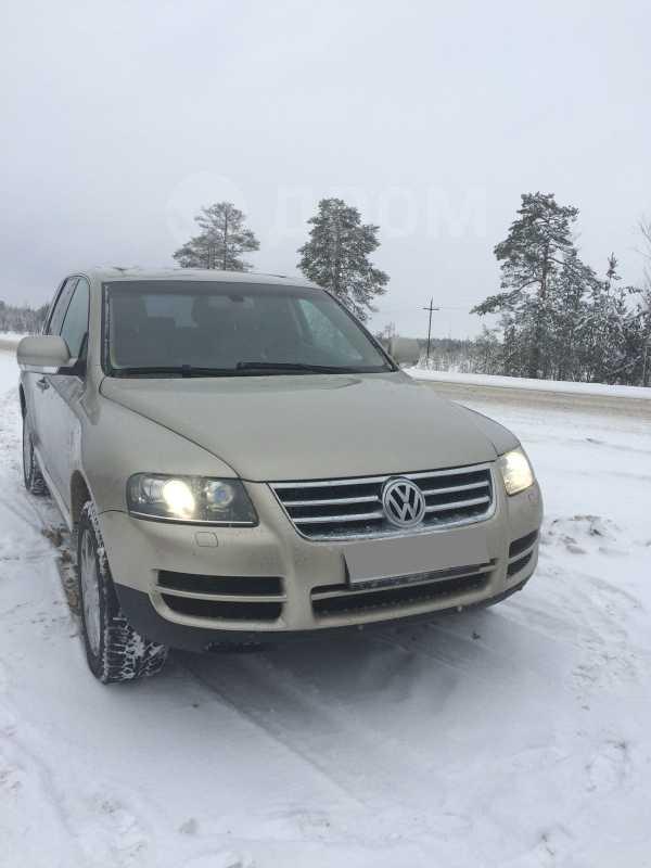 Volkswagen Touareg, 2006 год, 610 000 руб.