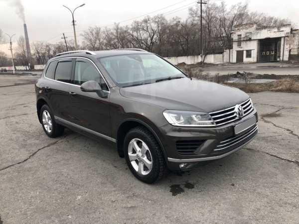 Volkswagen Touareg, 2015 год, 2 400 000 руб.