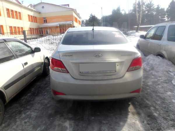 Hyundai Solaris, 2015 год, 475 000 руб.