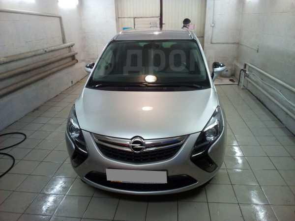 Opel Zafira, 2013 год, 920 000 руб.