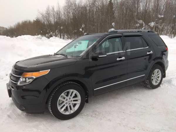 Ford Explorer, 2014 год, 1 590 000 руб.