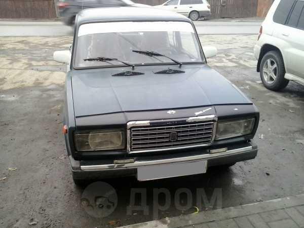 Лада 2107, 2001 год, 32 000 руб.